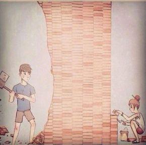Em xây, a đậpnhé!